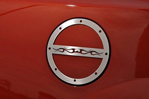 american car craft chevrolet camaro  cepillado tribal llama