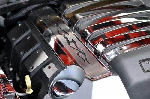 american car craft chevrolet camaro  ss motor shroud c u2