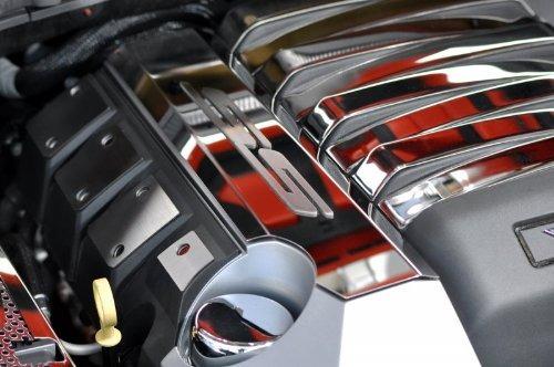 american car craft chevrolet camaro  ss motor shroud c u5