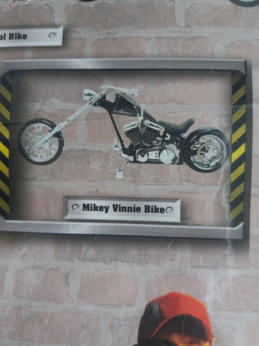 american chopper the series, mikey vinnie bike