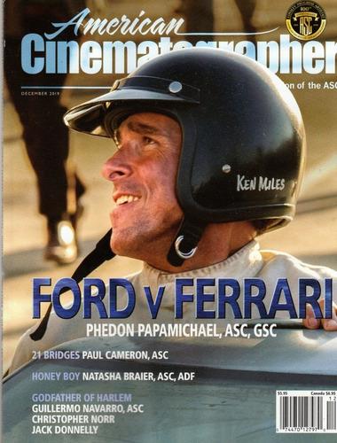 american cinematographer-assinatura 6 meses (6 revistas)
