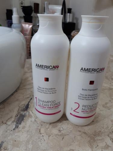 american desire vision brush progressiva s/formol. 250 ml