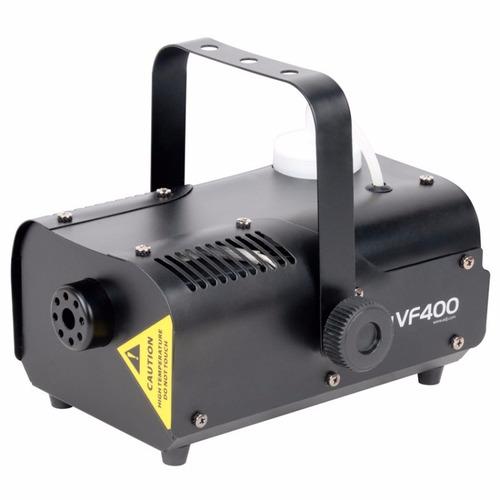 american dj vf400 maqu. humo 400w pequeña incluye liquido