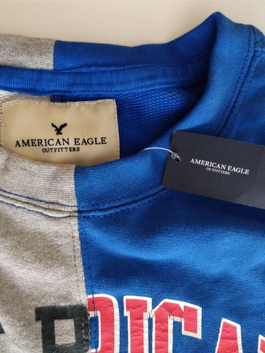 american eagle sweater usa/ l   (ya somos mercado lider)