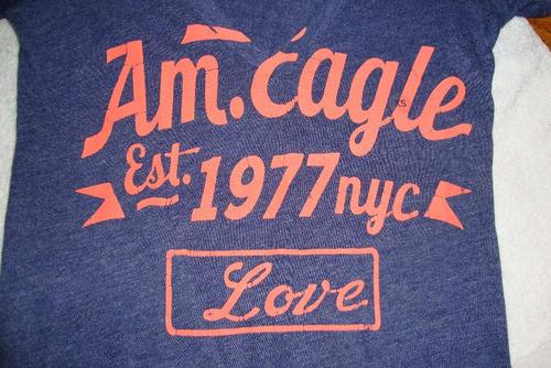 american eagle top de mujer talla xsmall