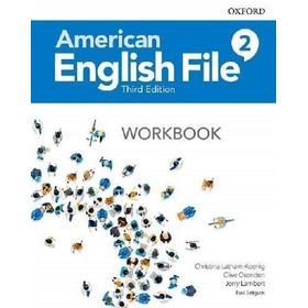 American English File 2 - Workbook - Second Edition