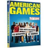 american games /original -semi-novo -dvd