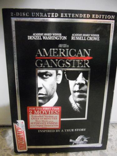 american gangster dvd movie