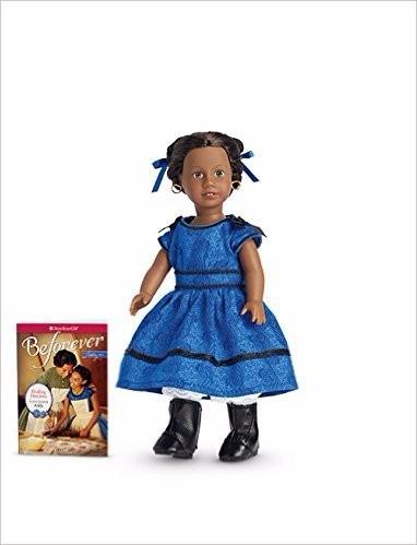 american girl addy 2014 mini doll & book (american girl)