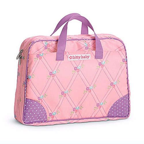 american girl bitty baby - bitty's diaper bag