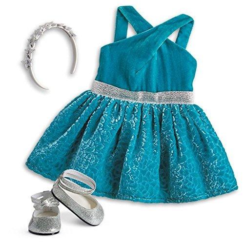 american girl - gabriela mcbride - vestido de celebracion de