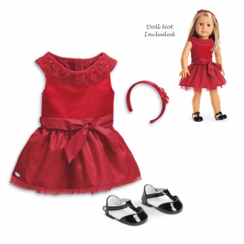 american girl - joyful jewels outfit for dolls