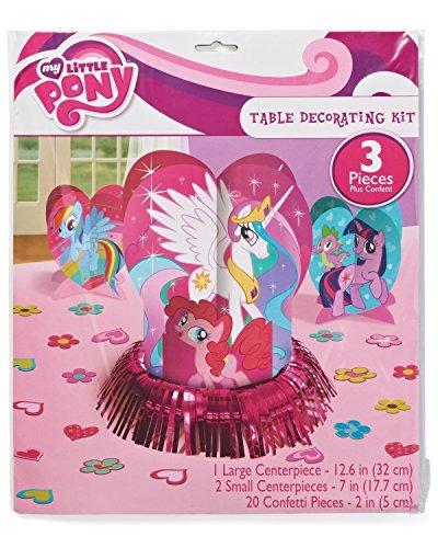 american greetings my little pony decoraciones de mesa