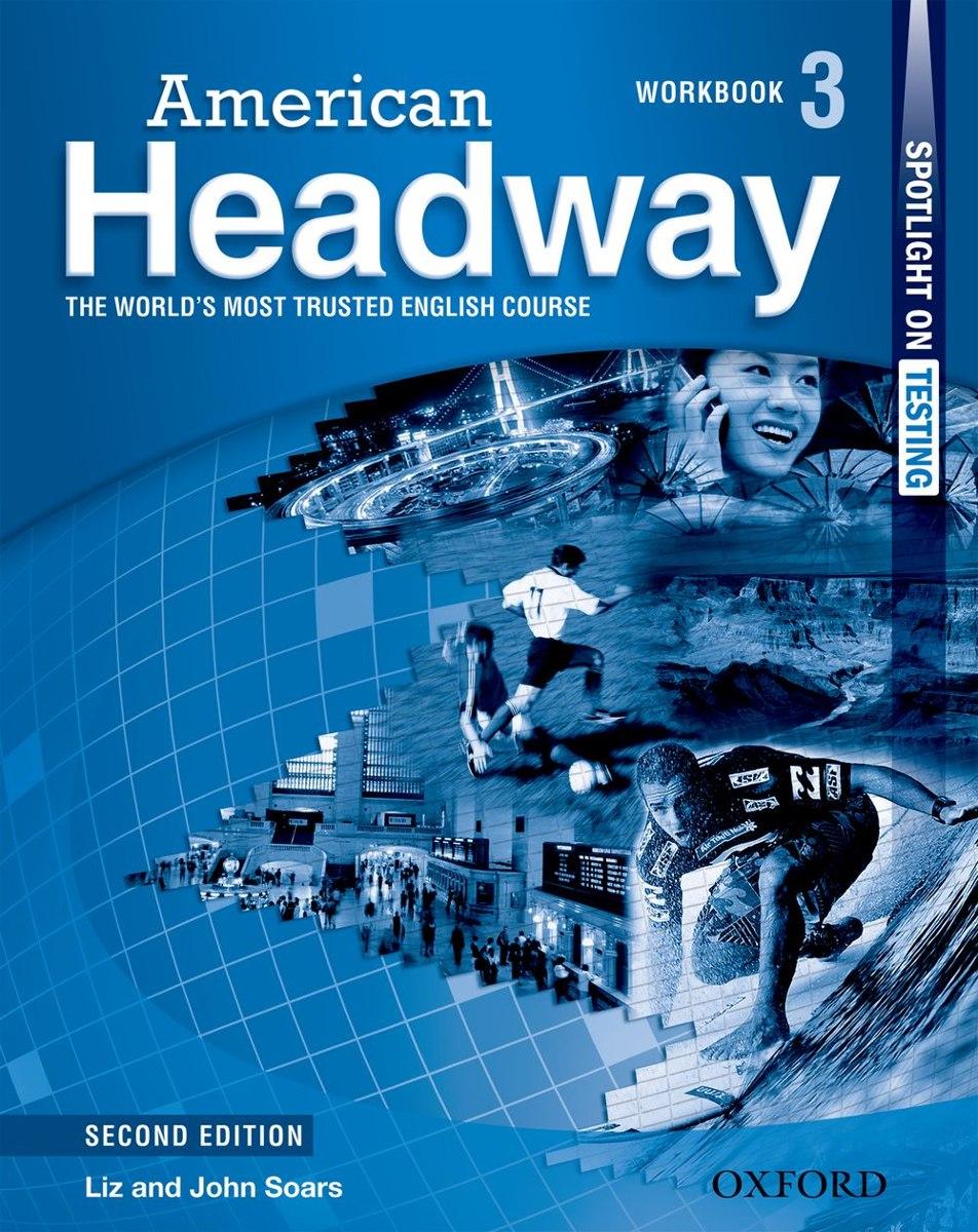 American Headway 3 - Workbook - Second Edition - Oxford Univ - R ...