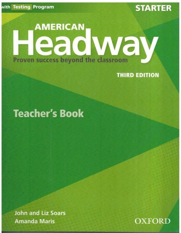 American headway starter teachers book 3rd ed r 10000 em american headway starter teachers book 3rd fandeluxe Choice Image