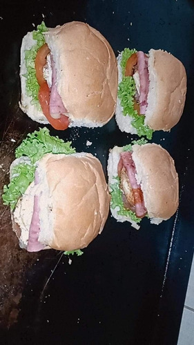 american lanches