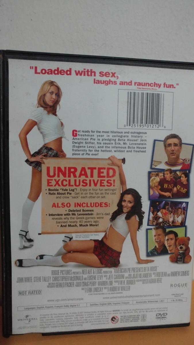 American Beta House Movie american pie beta house andrew waller dvd movie import - $ 149.00