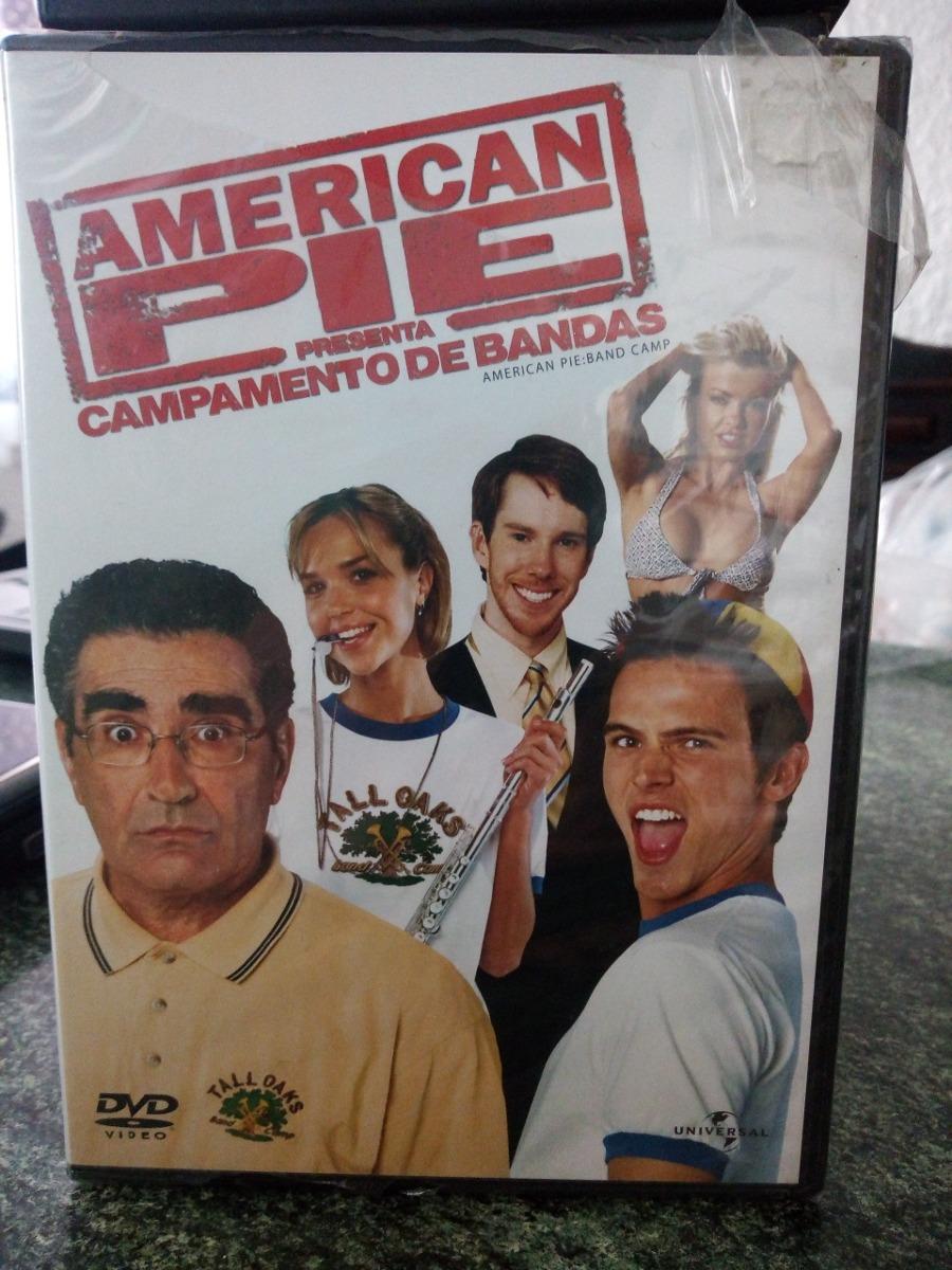 American Pie Campamento De Bandas american pie campamento de bandas . dvd.