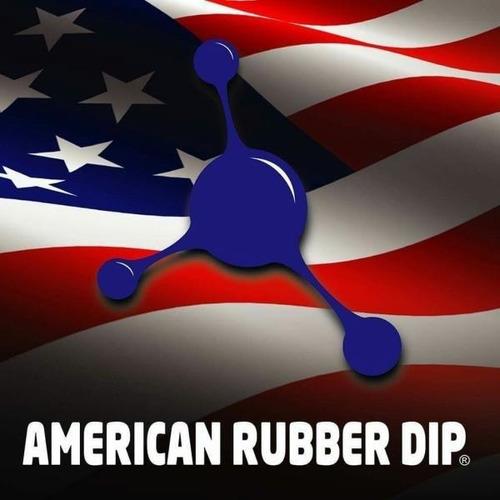 american rubber dip vinilo liquido amarillo 31 auto