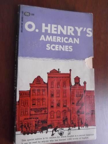 american scenes o. henry en ingles original short stories