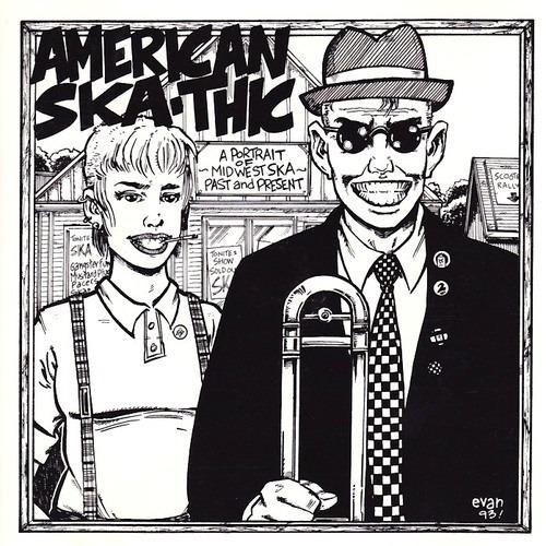 american ska-thic (cd import usa)