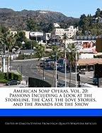 american soap operas, vol. 20: passions, dakota stevens