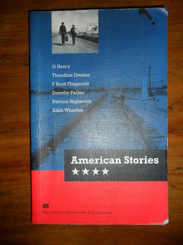 american stories   macmillan literature collections usado