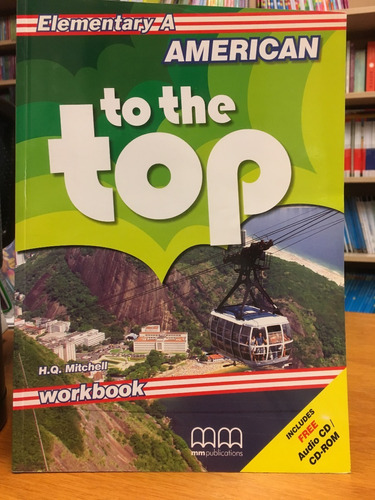american to the top - elementary a - workbook - mm