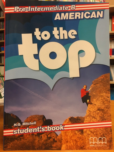 american to the top  pre intermediate b  student s book - mm