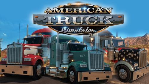 american truck simulator pc codigo steam + regalo