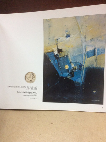 american watercolor society