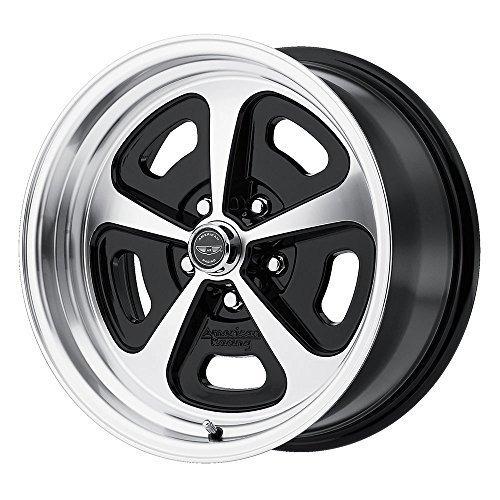 americano carreras vn501 gloss negro rueda con cara mecaniza
