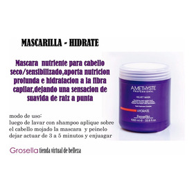 Amethiste Tratamiento Intensivo Hydrate
