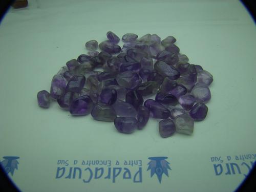 ametista rolada natural 250g pedra cura cristais