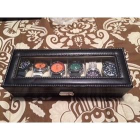 Amf44 Practicas Cajas Para Guardar Y Exhibir Tus Relojes