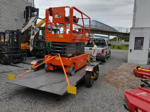 amg trailer agricola planchada basculante 4x1.80 5tn bellmaq