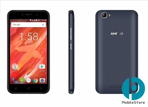 amgoo am410 - android 7.0 - 1,2ghz quad core  1,0gb ram  8mp
