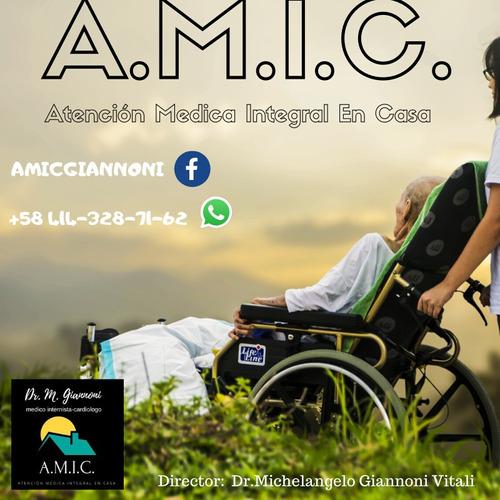 a.m.i.c. atencion medica integral en casa