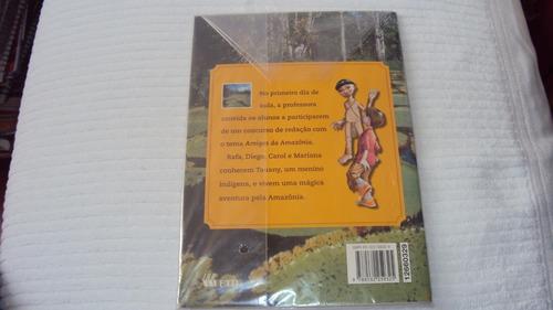 amigos da amazonia - editora ftd