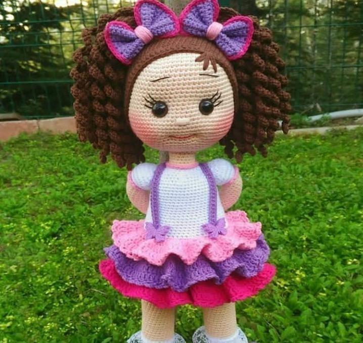 Batman | Crochet dolls, Crochet projects | 680x718