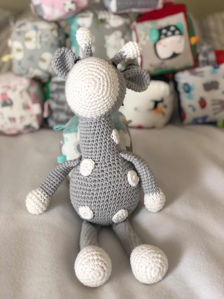 Amigurumi Funny Giraffe pattern. Crochet pattern. Amigurumi safari animals  pattern | Jirafa amigurumi, Patrones amigurumi y Ganchillo amigurumi | 1200x899