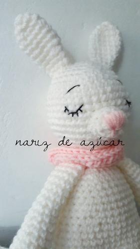 amigurumi de apego (35 cm) - tienda online nariz de azúcar