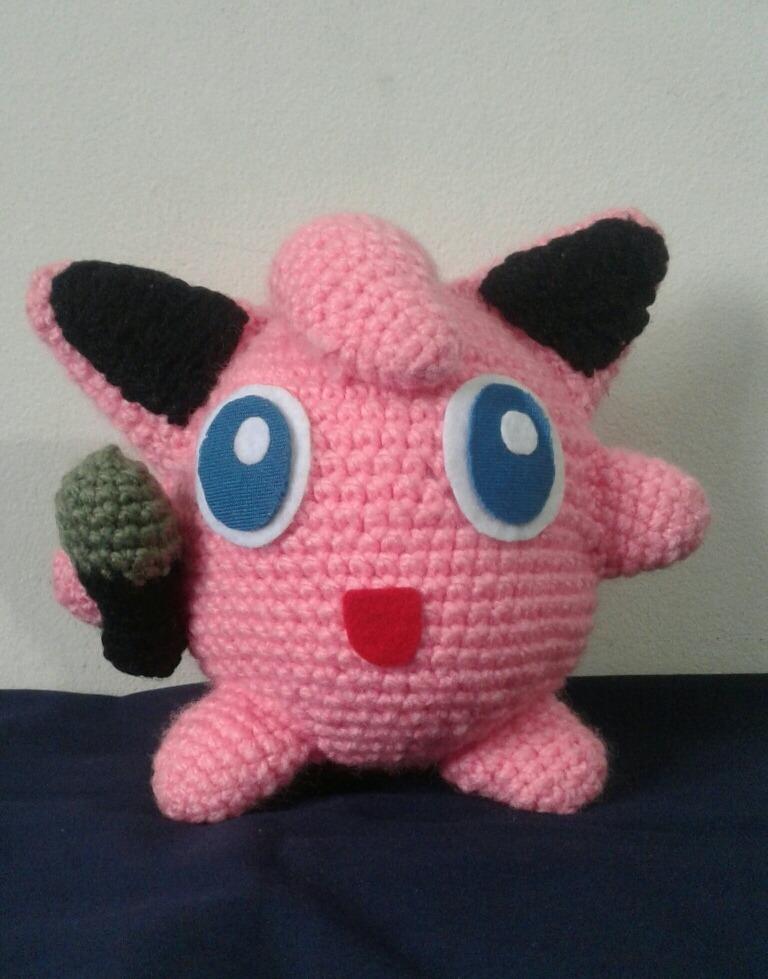 How to Crochet Jigglypuff : Pokemon Amigurumi Tutorial | PART ... | 979x768