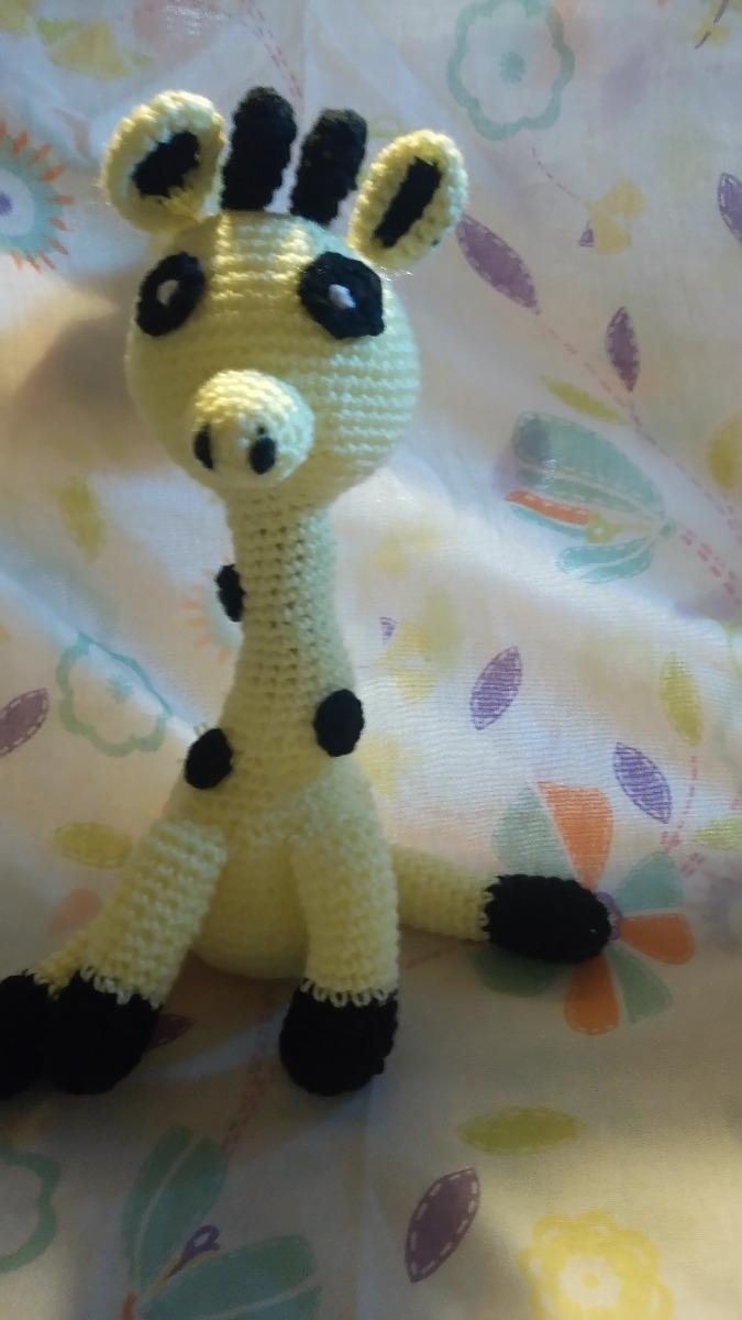 Monty the Giraffe Crochet stuffie CUSTOM COLOR by LoveDincy ... | 1200x675