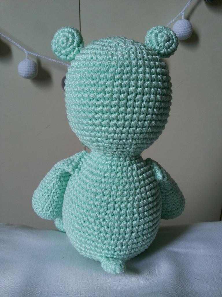 Kit para decoração de quarto de bebê Amigurumi 06 itens no Elo7 ... | 1024x768