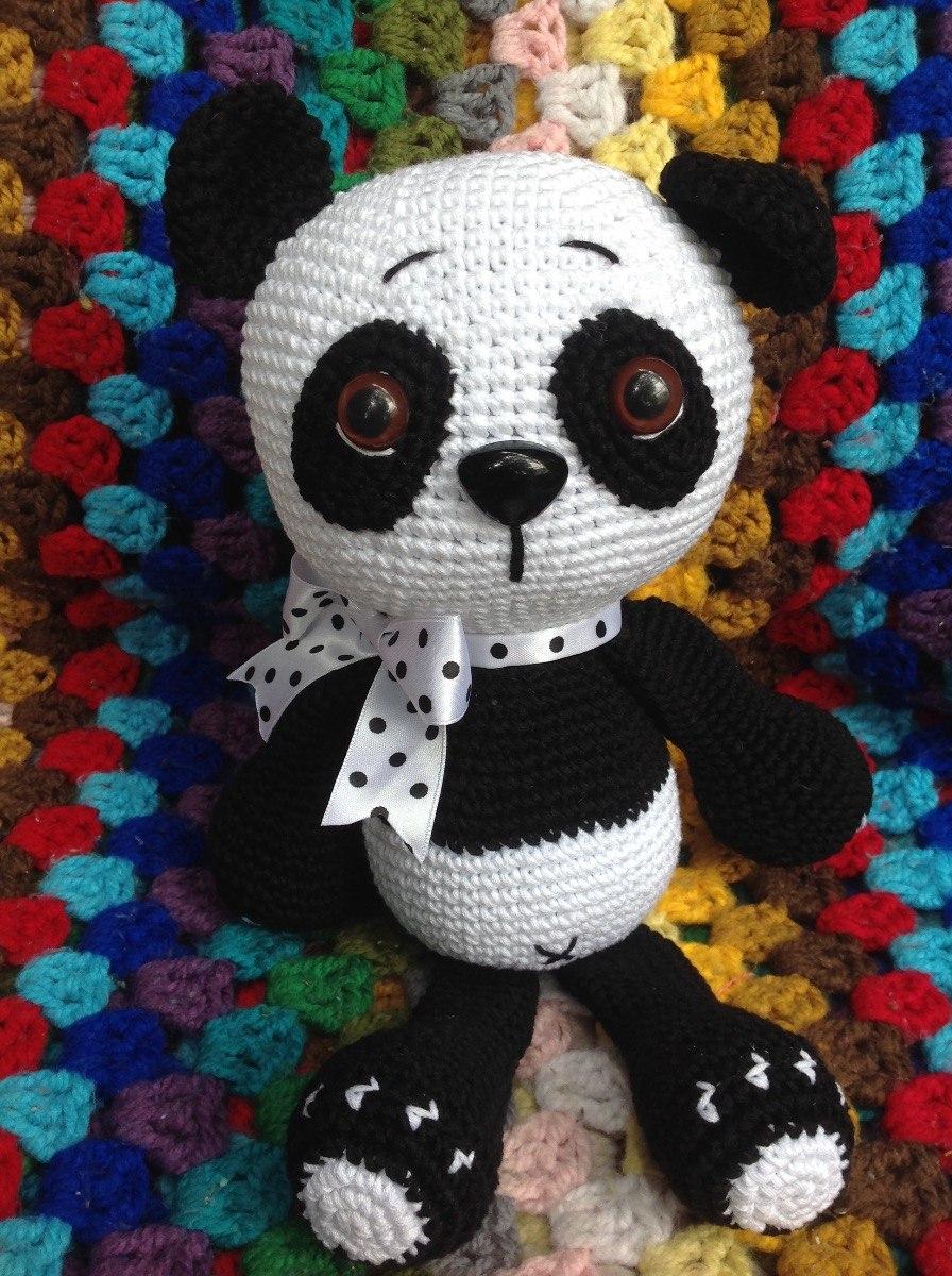 Red Panda Spunky pattern by Anastasia Kirs | Crochet panda, Red ... | 1200x896