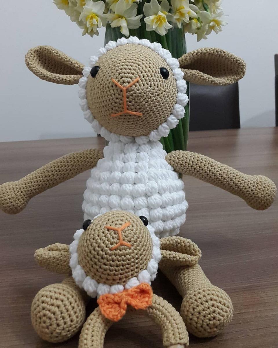 Bonecas Amigurumi - Ideias e Tutoriais | Bonecas de crochê, Padrão ... | 1200x960