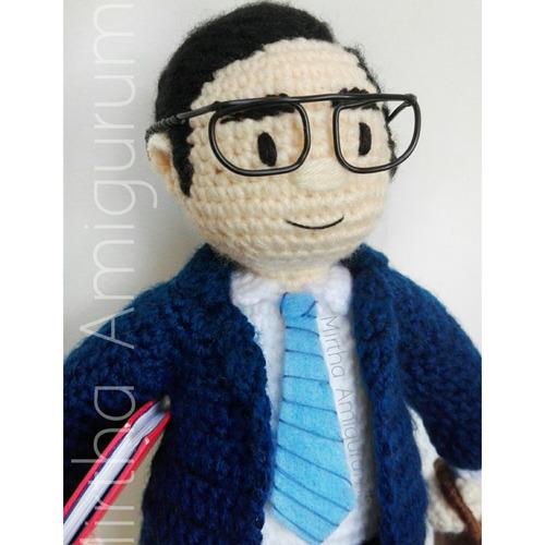 amigurumi personalizado crochet