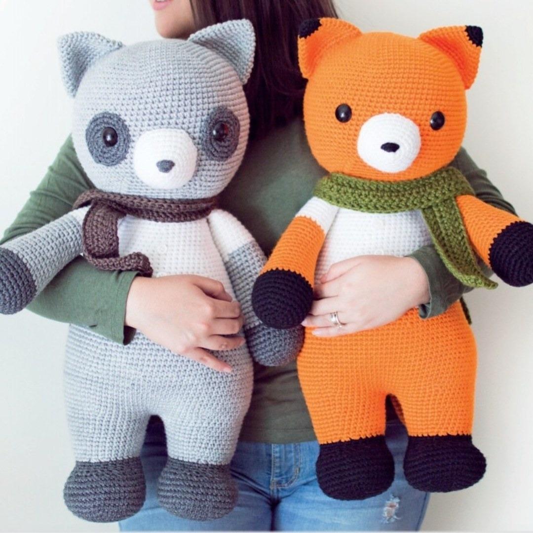 Amigurumi: Bichinhos de Crochê – Receitas & 70 Ideias Fofíssimas ... | 1080x1080