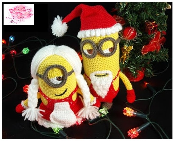 Minion Free Crochet Pattern Collection All The Best Ideas | 564x691